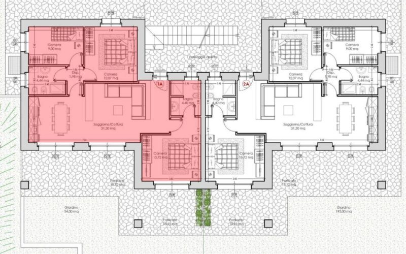 Appartamento 1A