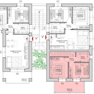 Appartamento 3-planimetria-p1