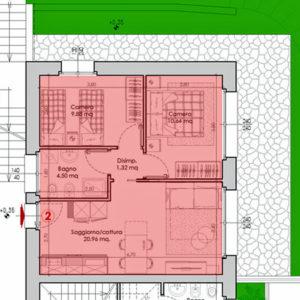 Appartamento 2-pianta.