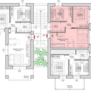 Appartamento 5-planimetria.
