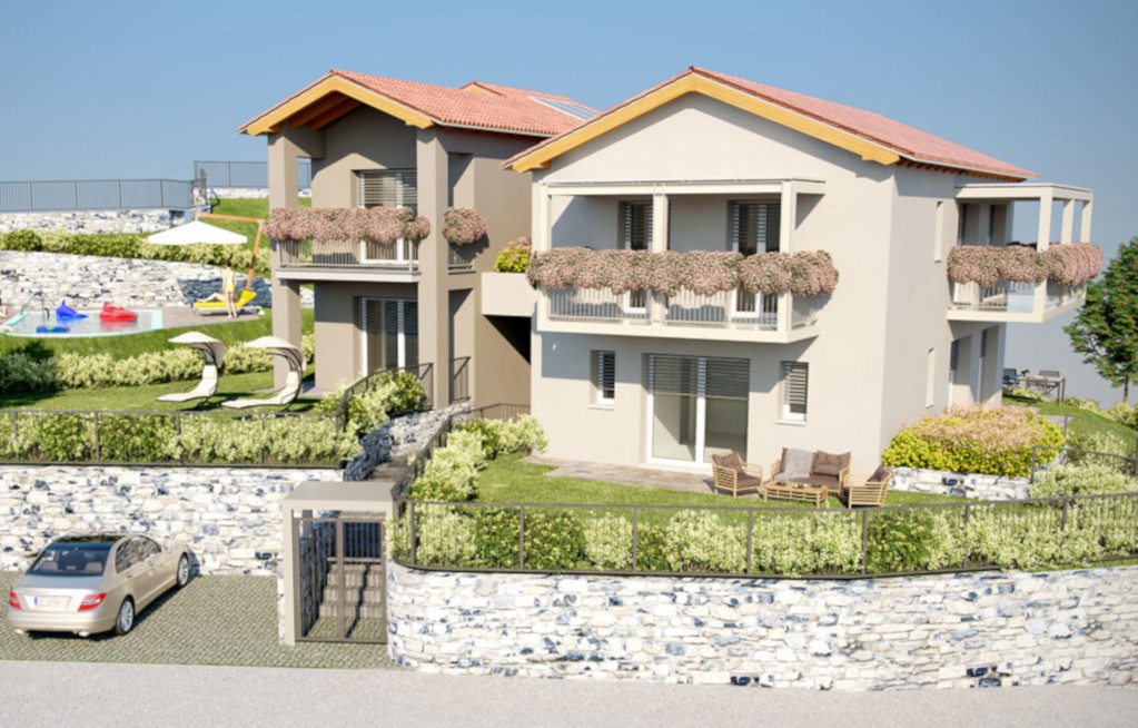 Apartments in Domaso