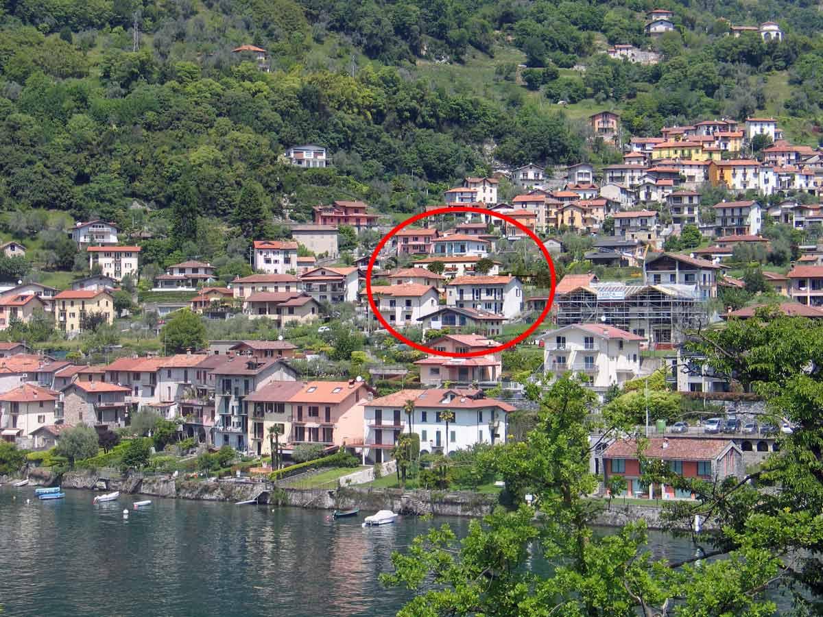 Fotografia dal Lago.