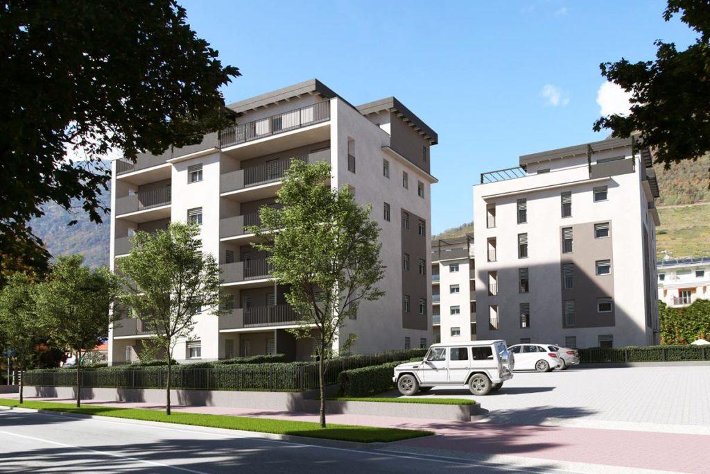Appartamenti a Sondrio