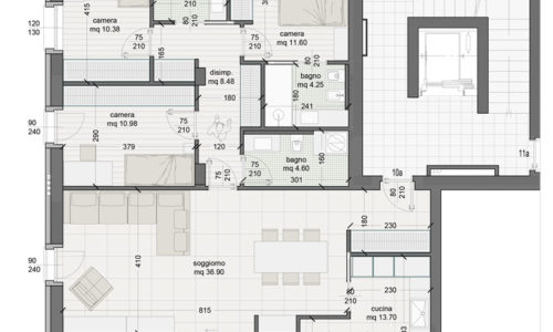 Appartamento 10A
