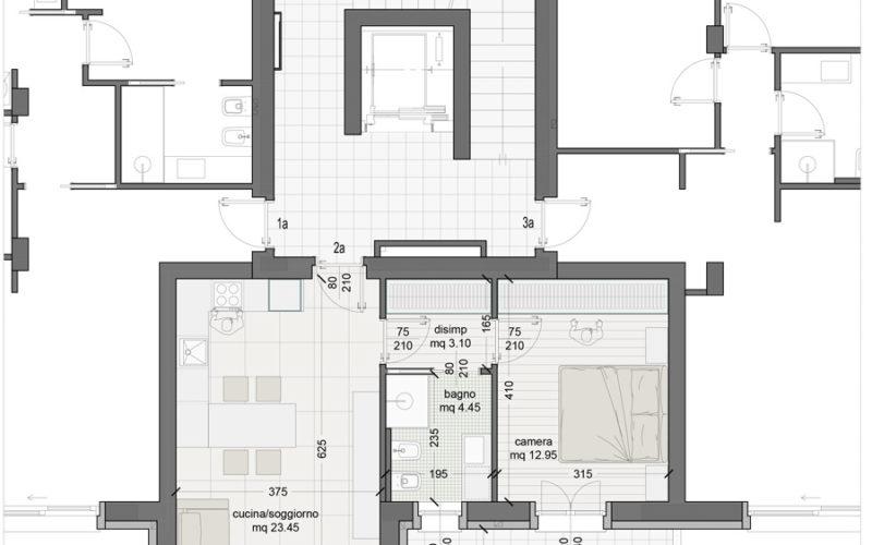 Appartamento 2A