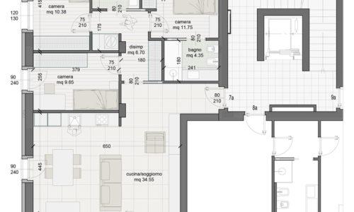 Appartamento 7A