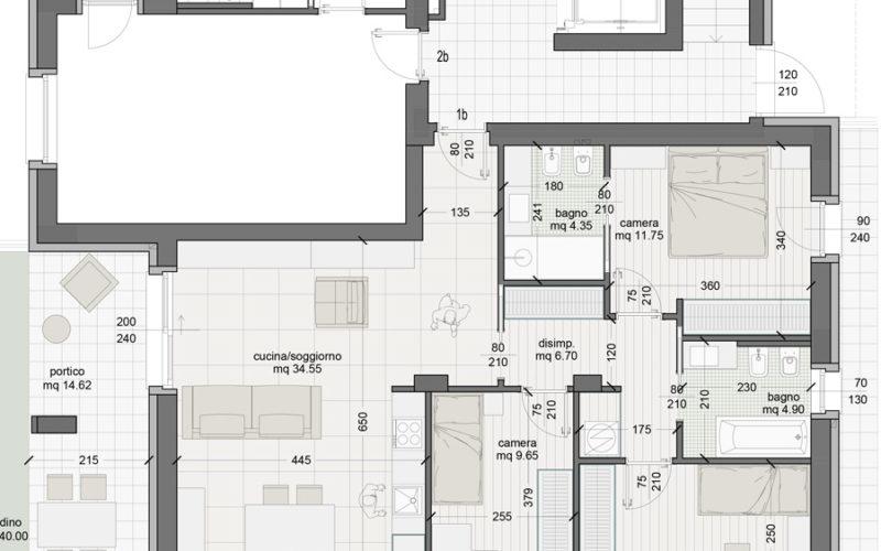 Appartamento 1B