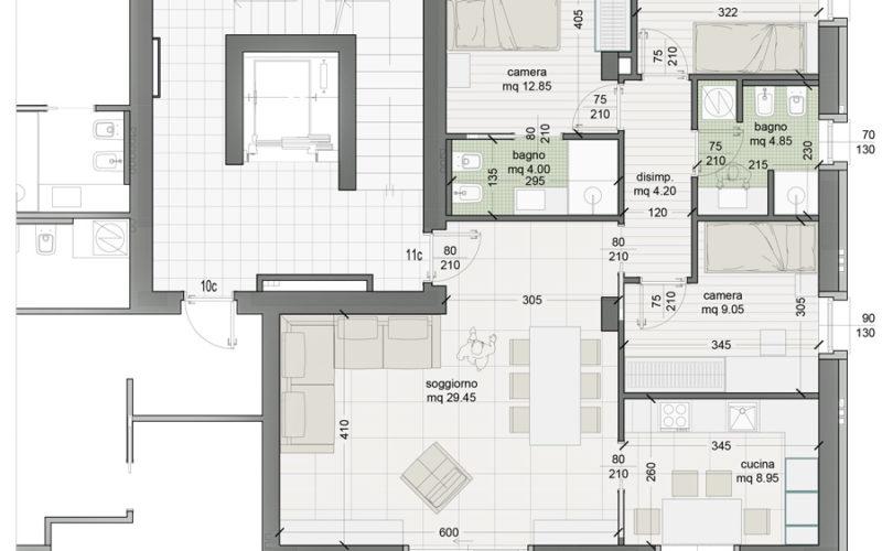 Appartamento 11C