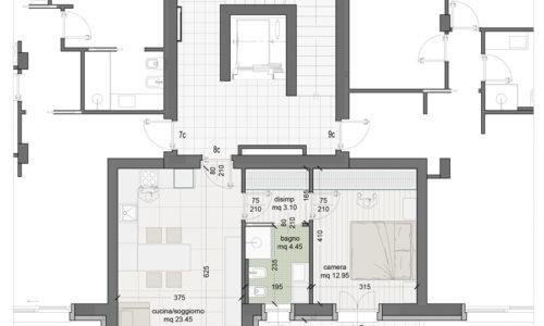 Appartamento 8C