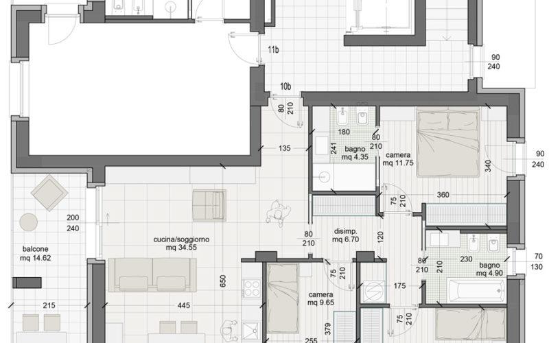 Appartamento 10B