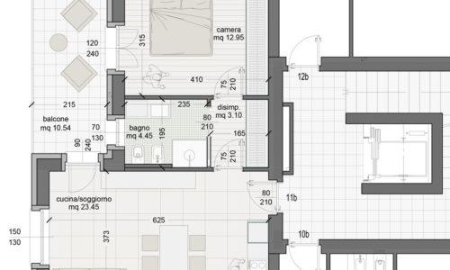 Appartamento 11B