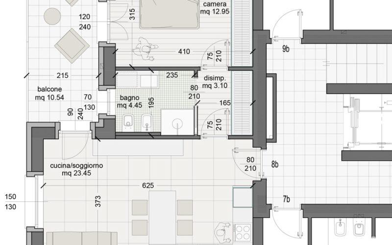 Appartamento 8B