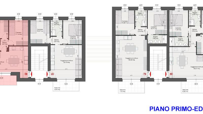 Appartamento 5B