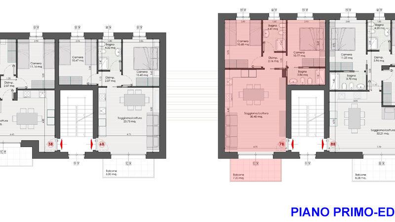 Appartamento 7B