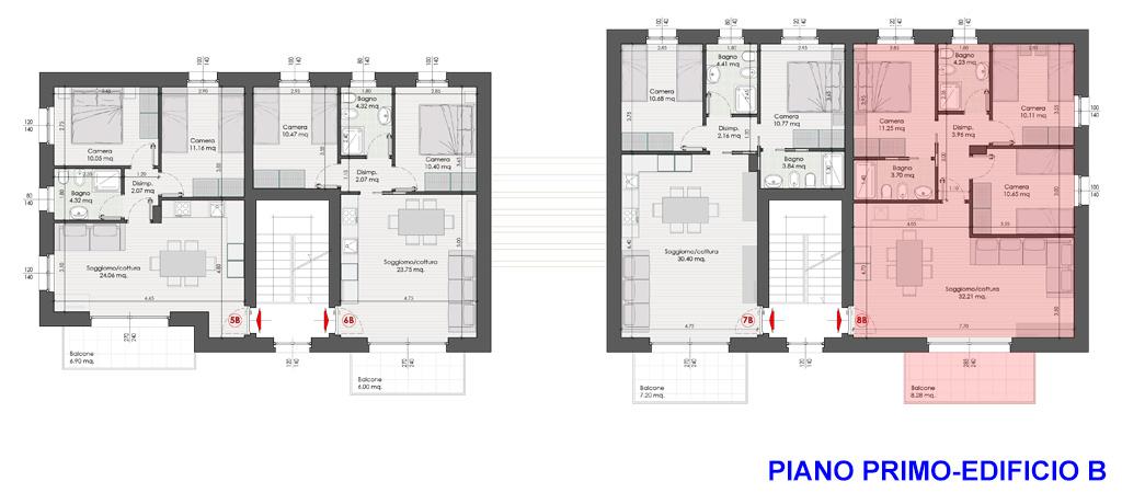 Apartment 8B