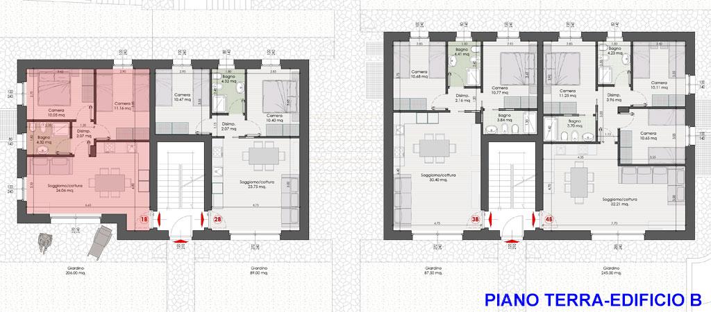 Apartments 1B