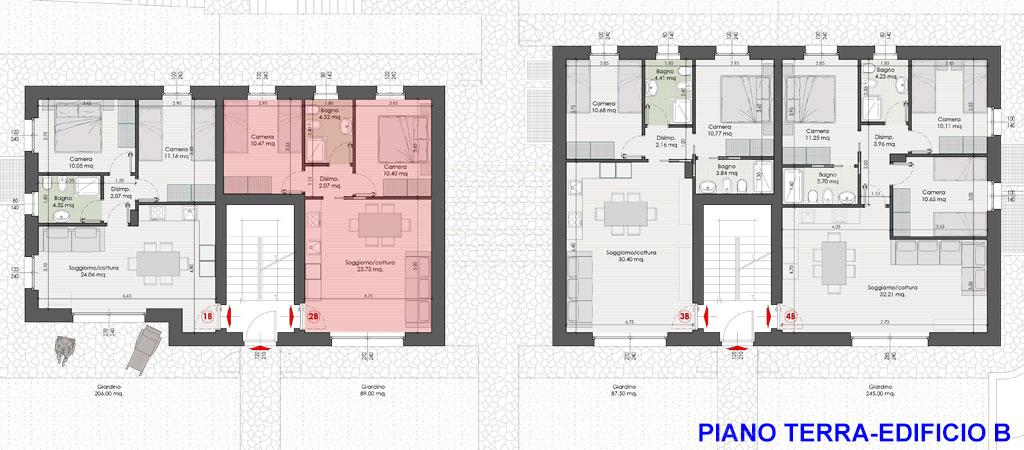 Apartments 2B